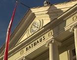 Rathaus von Baden