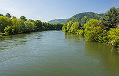 Der Fluss Mur