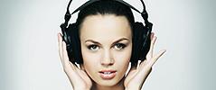 Radio Steiermark-Hörerin