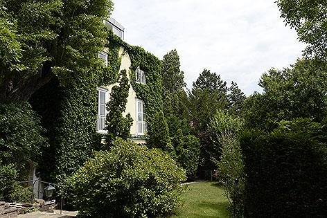 Villa von Peter Alexander