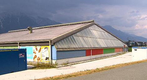 Alte Tennishalle