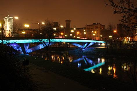 Innenstadt Nacht