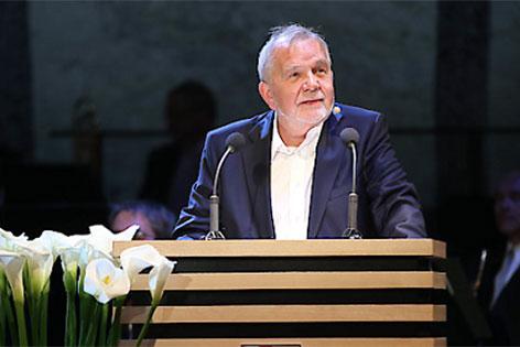 Festredner Rüdiger Safranski