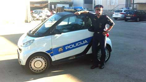 policajci u Istri