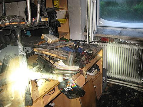 Akku Verursachte Wohnungsbrand Kaernten Orf At