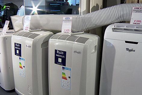 Absatzboom bei klimaanlagen salzburg for Mobile klimaanlage test