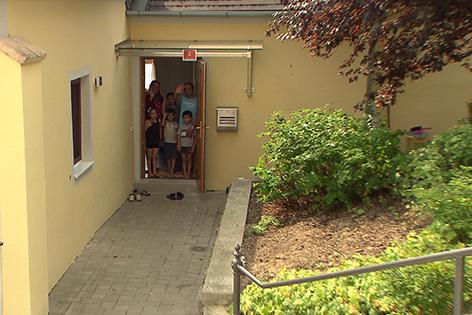 Pfarrhof Nußdorf ob der Traisen