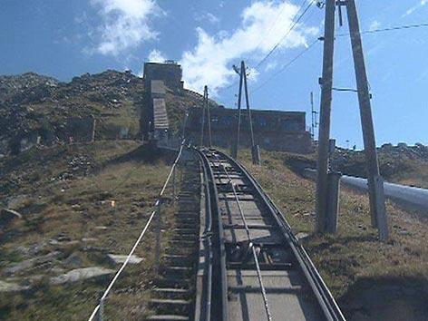 Reisseck Bahn Verbund