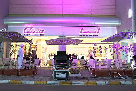Aida in Saudi-Arabien