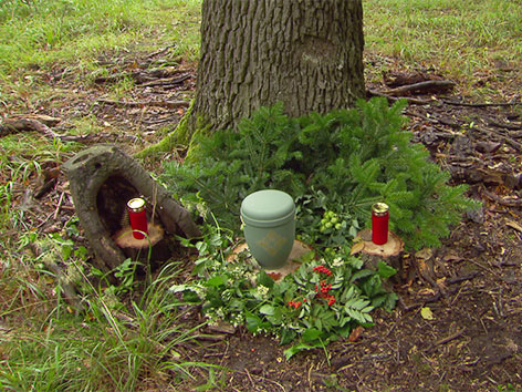 Naturbestattungen in Purkersdorf