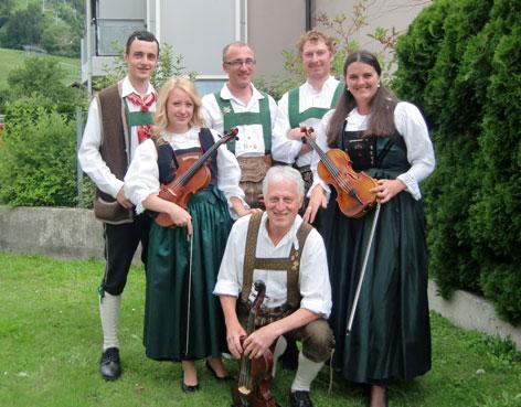 Osttiroler Geigenmusig