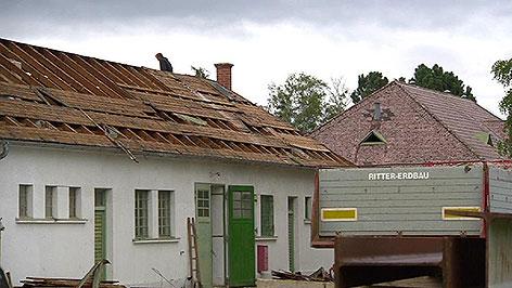 Umbau Kaserne Pinkafeld