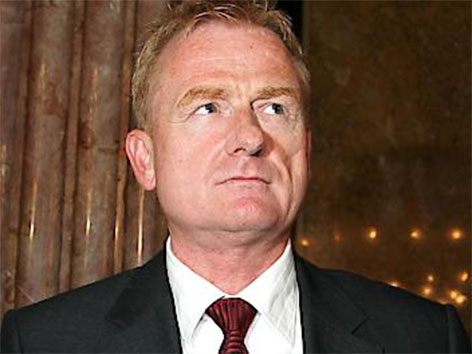 Der frühere FPÖ-Kommunikationschef Kurt Lukasek am 31. Mai 2007