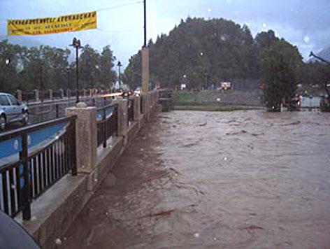 Jahrhunderthochwasser