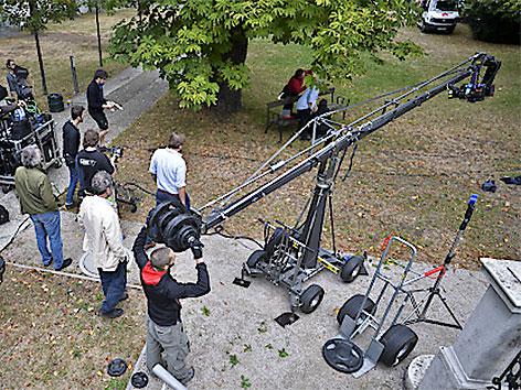 "Dreharbeiten zu neuem ""Schiele""-Film"