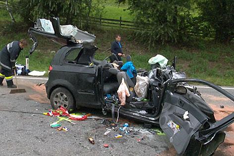 Unfall Salzburg Heute
