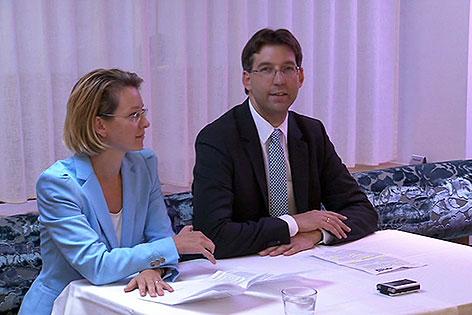 ÖVP-Kandidat für die Innere Stadt Markus Figl