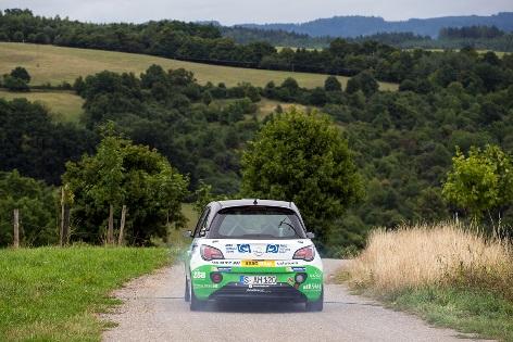 Barum Czech Rallye Zlín 2015