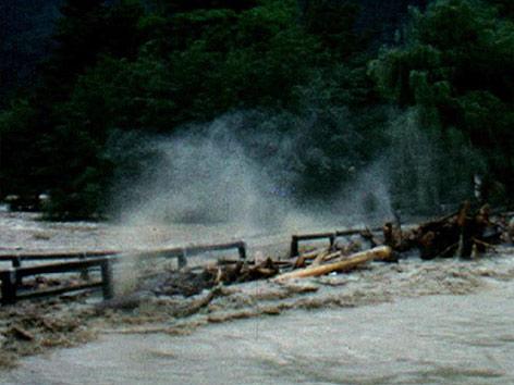 50 Jahre Hochwasser Villach Kärnten