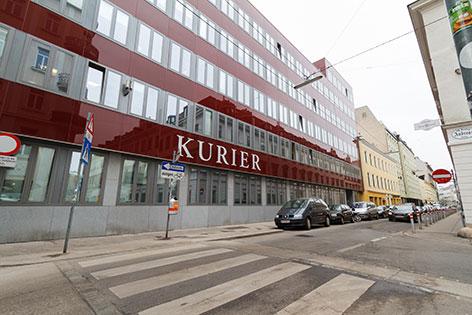 Kurier-Gebäude