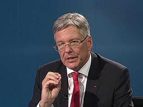 Sommergespräch Peter Kaiser SPÖ