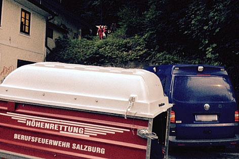 Bergung Kapuzinerberg