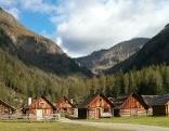 Das Hüttendorf im hinteren Göriachtal