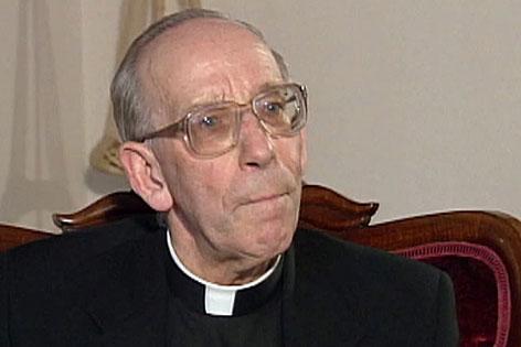 Georg Eder Erzbischof von Salzburg zwischen 1989 und 2003