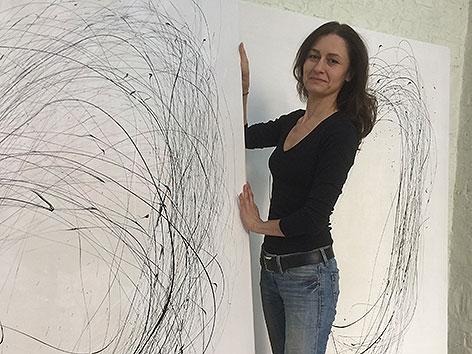 Ausstellung Isabella Trimmel in Berlin