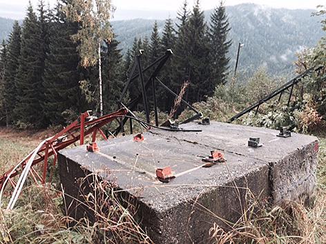 """Skilifte auf der Hebalm  """"zerstört"""""""