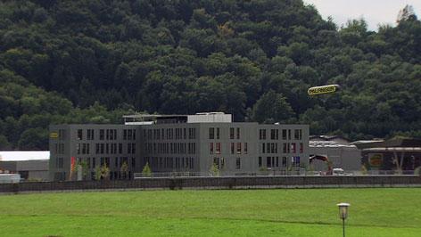Palfinger-Zentrale siedelte nach Bergheim - salzburg.ORF.at
