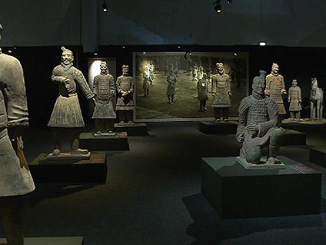 Terrakotta-Armee in Graz