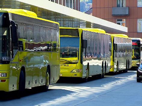VVT, Öffis, Bus