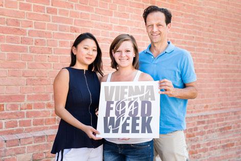 Vienna Food Week Team