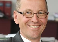 Friedrich Faulhammer Rektor der Donau Universität Krems