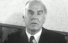 Polizeipräsident Josef Holaubek