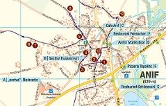 Karte des Bildstockwegs