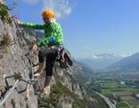 Klettersteig Geierwand