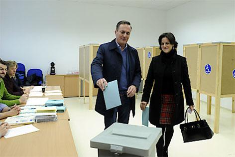 Juraczka und seine Frau