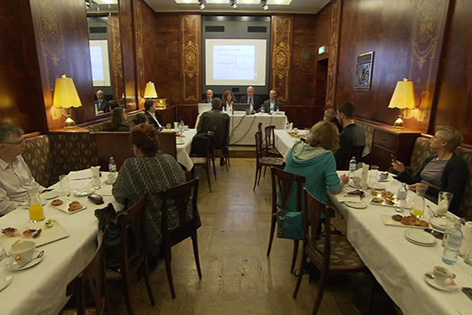 Pressekonferenz der Pathologen in Wien