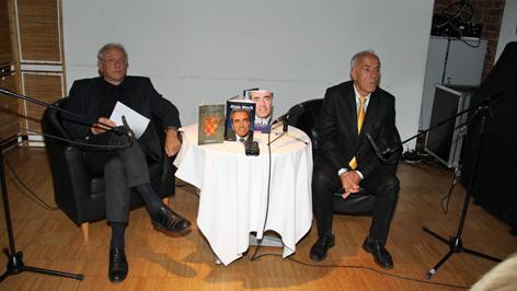 Razgovor u Centru Marijan Brajinović Petar Tyran