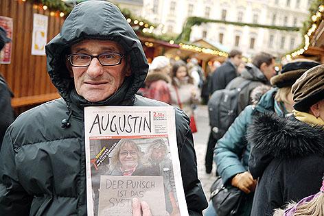 Augustin Verkäufer