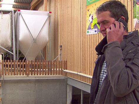 Schlechter Handy-Empfang im Waldviertel