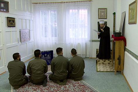 Imam beim Bundesheer