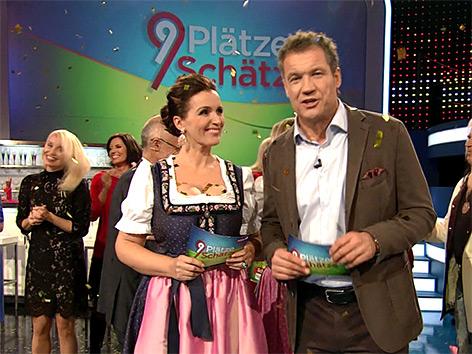 Barbara Karlich und Armin Assinger