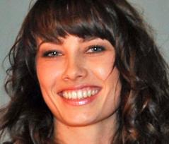 Ena Kadic bei Misswahl