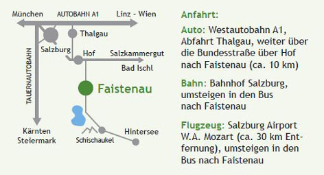 119 Plätze, 119 Schätze - Dorflinde in Faistenau