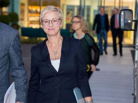 Doris Hummer verliert Regierungssitz