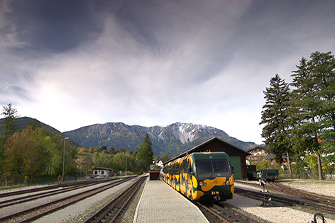 Reportage Schneebergbahn