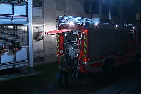 Feuerwehr großeinsatz heute
